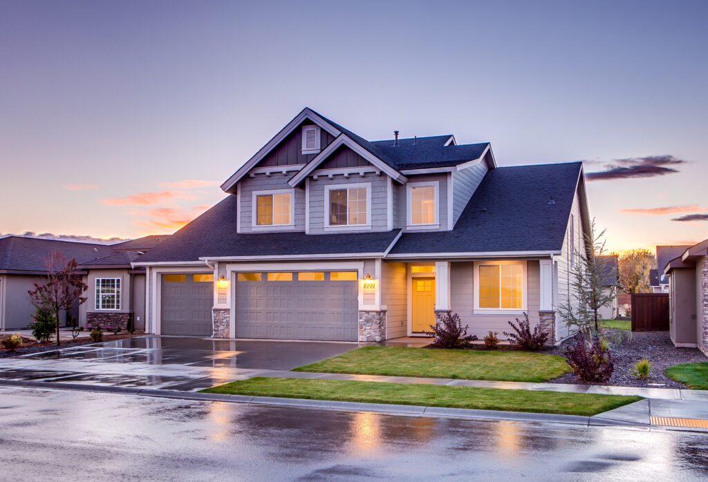 ett bra fint hus